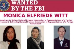 Former US Air Force officer charged with spying for Iran, allegedly converted to Islam