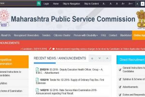 MPSC State Service Preliminary answer keys released at mpsc.gov.in | Direct link here