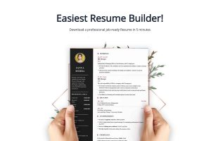 Artificial Intelligence enabled resume builder for budding aspirants