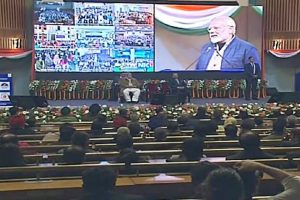 Committed to make Kashmir terror free, says PM Modi