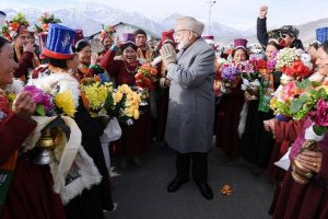 PM Modi launches projects worth Rs 45,000 crore during daylong J-K visit