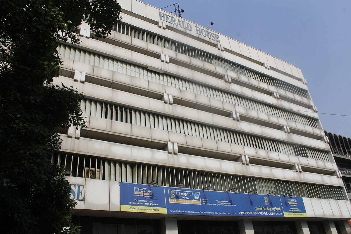National Herald, Associated Journals Ltd, AJL, New Delhi, Delhi High Court, Herald House, Rahul Gandhi, Sonia Gandhi, Abhishek Manu Singhvi