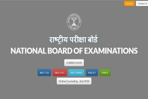 NEET PG 2019 results declared at nbe.edu.in | Direct link for PDF here