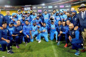 India vs NZ 5th ODI: India beat New Zealand by 35 runs, seal series 4-1