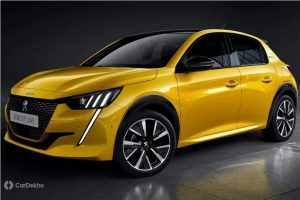 Peugeot 208 revealed ahead of public debut at Geneva