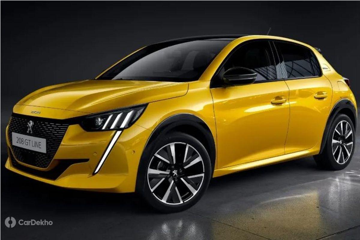Peugeot 208 revealed ahead of public debut at Geneva