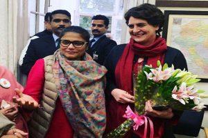 Ahead of Lucknow roadshow, Priyanka Gandhi debuts on Twitter