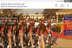 RPF SI recruitment: PET/PMT admit cards released, download now from rpfonlinereg.org