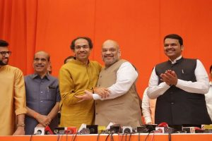 'Insects will be crushed': Shiv Sena on oppn criticising alliance with BJP
