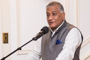 IAF strike to safeguard nation, not to win elections: VK Singh to BJP colleague BS Yeddyurappa