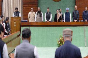 'Cong president worked tirelessly, took opponents head-on': Sonia Gandhi praises Rahul, slams BJP