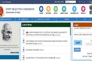 SSC Constable (GD) exam admit cards released | Direct link available here