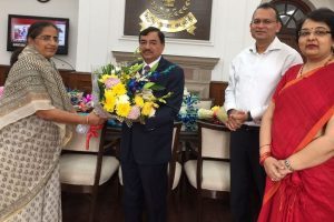 CBDT Chairman Sushil Chandra appointed Election Commissioner