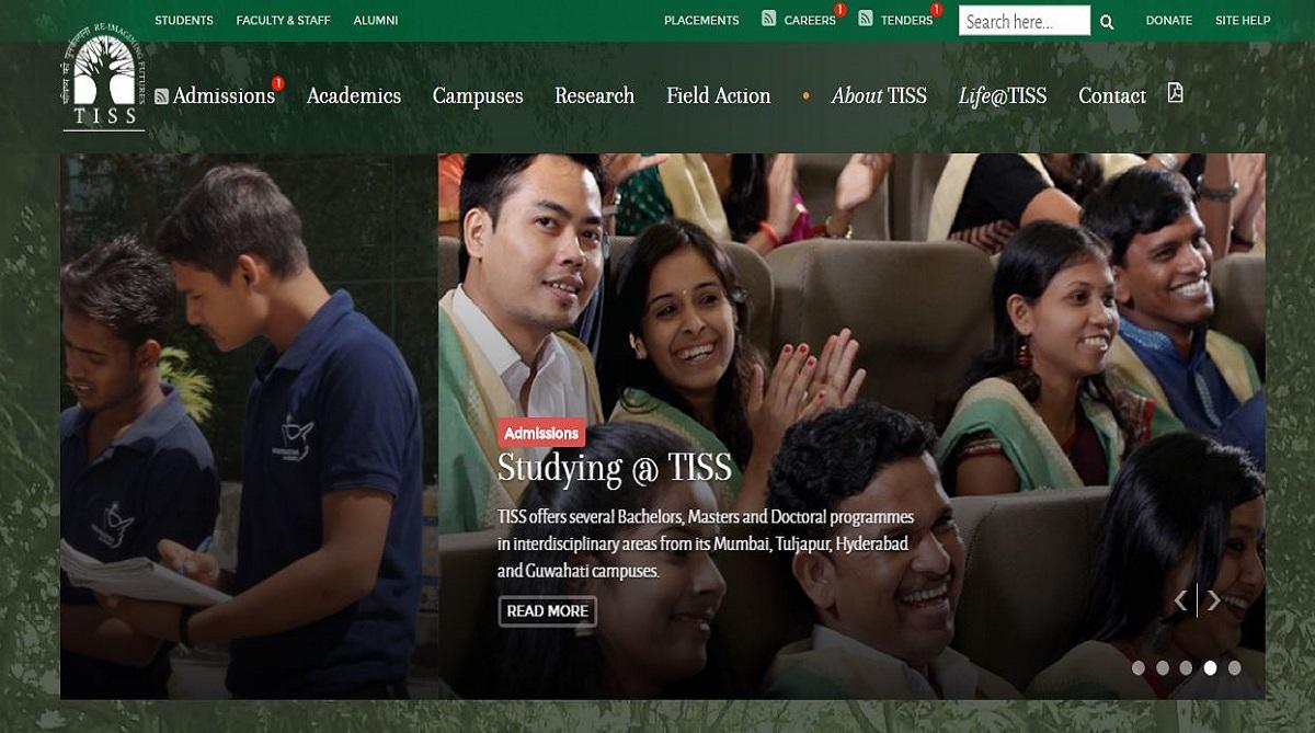 TISSNET 2019, Tata Institute of Social Sciences, TISSNET 2019 exam results, tiss.edu