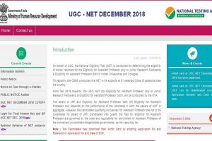 UGC NET 2018 modified results declared at ntanet.nic.in | Direct link here