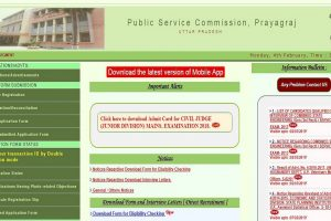 UPPSC Engineering Services results 2013 declared at uppsc.up.nic.in, all details here
