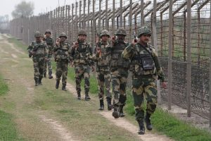 Guard opens fire after 'suspicious movement' near Uri Army camp