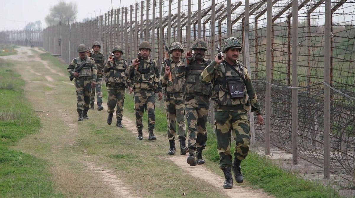 Uri Army camp