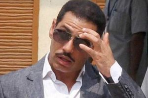 Robert Vadra moves anticipatory bail plea in money laundering case