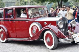 The Statesman car rally: Wave of enthusiasm and joy sweeps through city