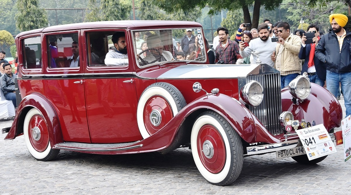 Anil Baijal, Statesman Car Rally, Statesman Classic Car Rally, Statesman House, Statesman Vintage and Classic Car Rally, Statesman Vintage Car Rally, The Statesman