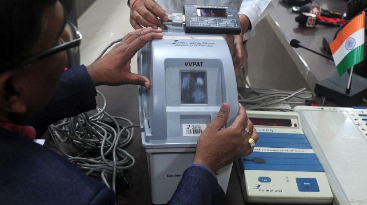 Verifiable trail, CBI, Enforcement Directorate, Election Commission of India, EVMs, VVPAT