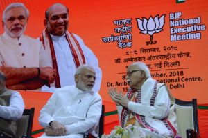 Advani: An unlamented exit