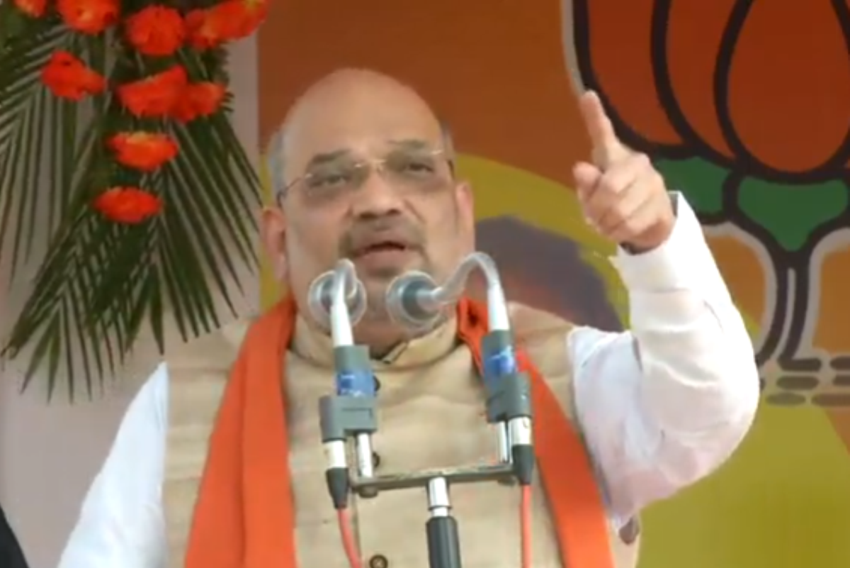 Bharatiya Janata Party (BJP) President Amit Shah on Saturday accused the Biju Janata Dal (BJD) leaders of looting the Central funds in Odisha.
