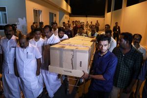 Body of Indian student Ansi Alibava, killed in New Zealand shooting, arrives in Kochi