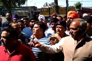 Uttarakhand minister Arvind Pandey, supporters create ruckus at police station
