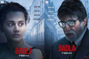 Badla box office collection Day 1: Sujoy Ghosh film earns Rs 5.94 crore