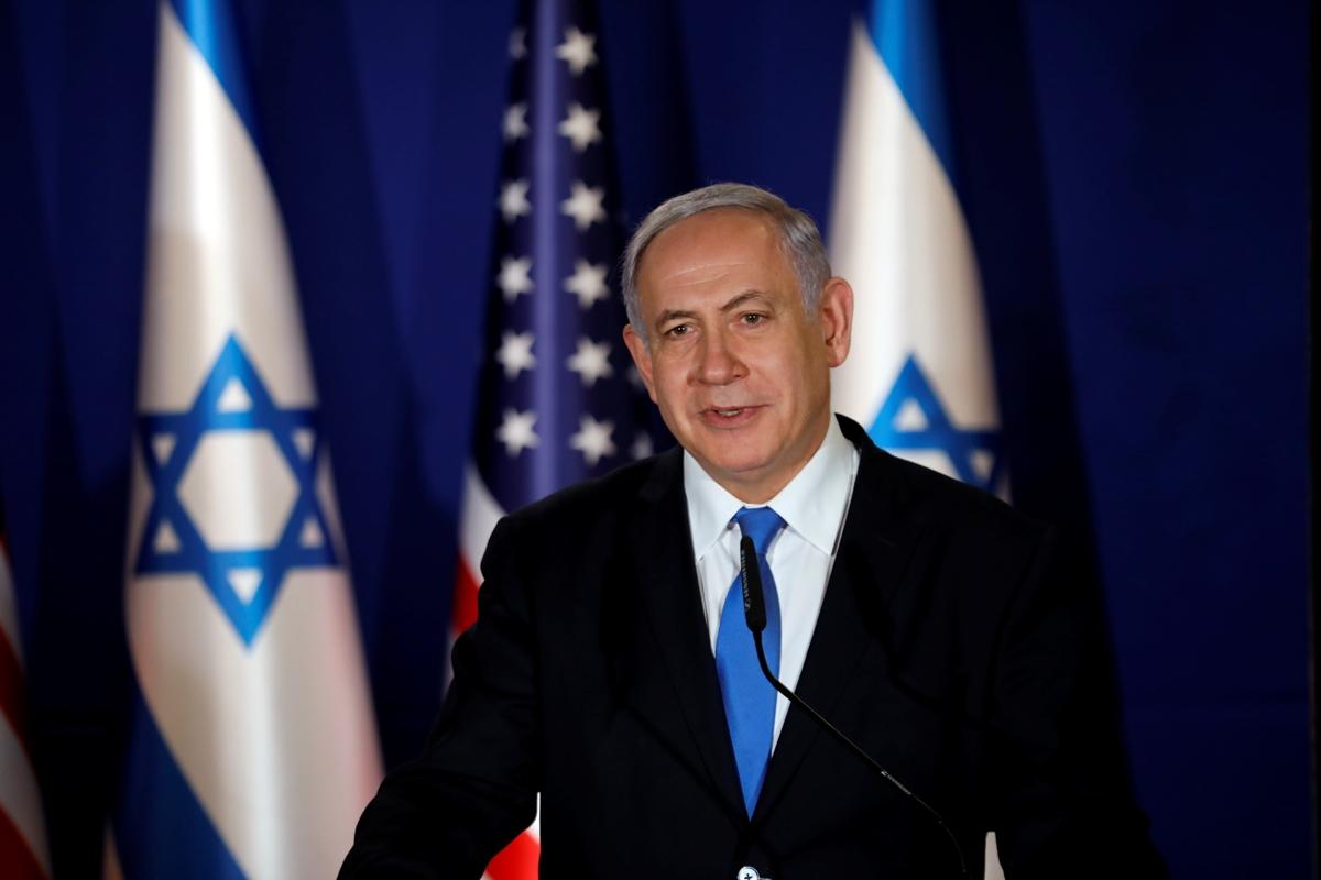 Israel PM, Benjamin Netanyahu, Donald Trump, US President