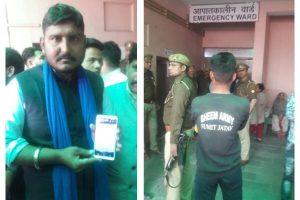 Bheem Army chief Chandrashekhar Azad in hospital, condition critical