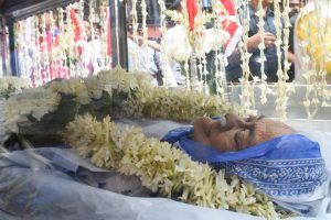 Boroma's last rites today in Thakurnagar, to be given gun salute
