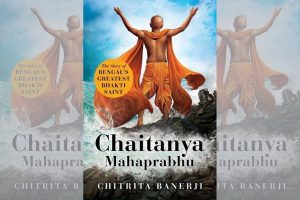 Book Review | Chaitanya Mahaprabhu: When a man attains divinity