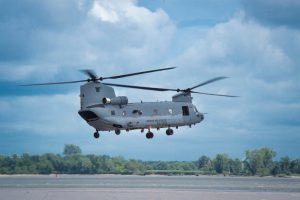 IAF inducts four Chinook helicopters, Air Chief calls them 'game changer'