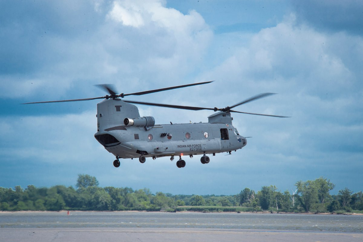 IAF, Chinook helicopters, Air Chief Marshal, Game changer