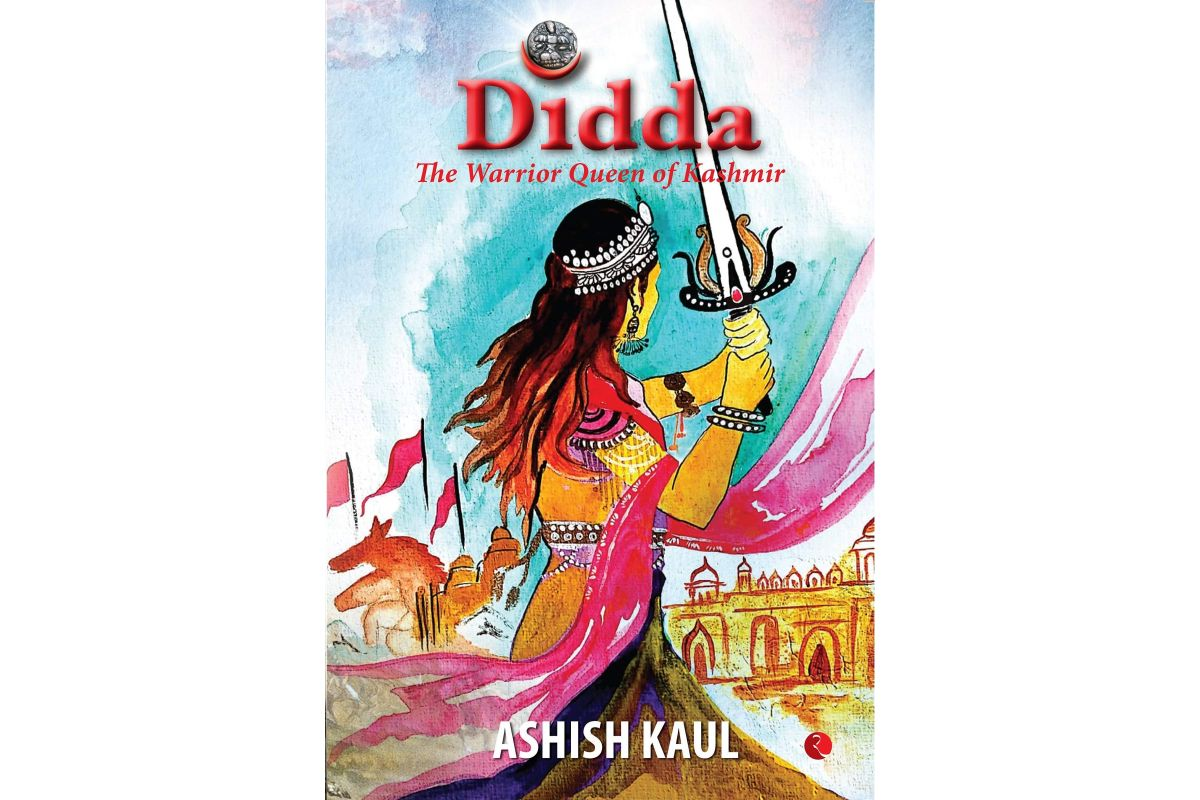 women empowerment, Kashimiri queen, Didda, book review