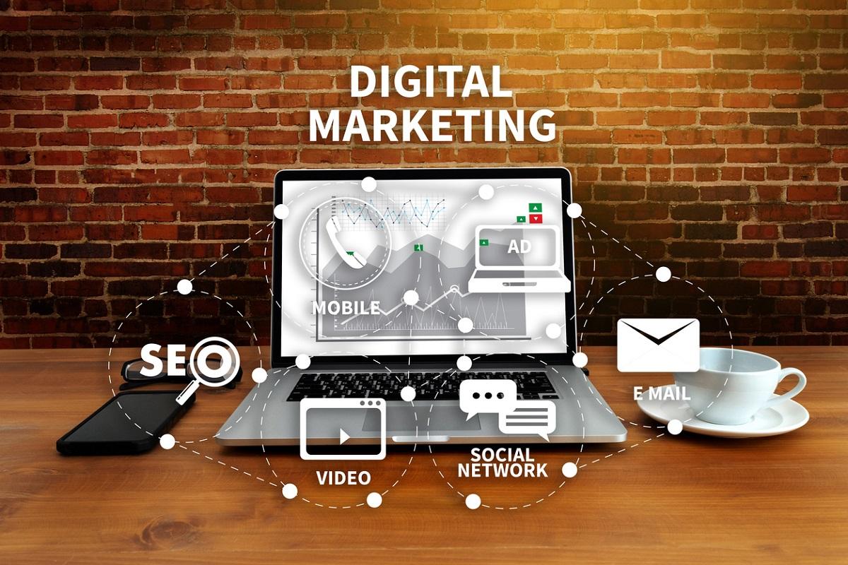 Marketing, Digital marketing