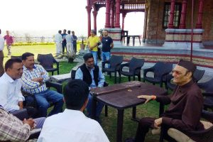 3 generations of Dogra dynasty plunge into Vikramaditya's campaign for Udhampur seat