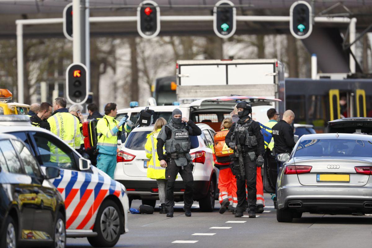 Several injured as man opens fire in Dutch town of Utrecht