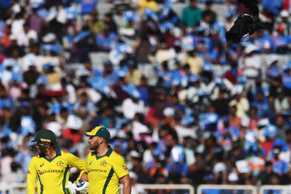 ODI: Bowlers peg Australia back after Khawaja ton