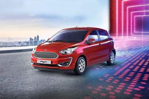 2019 Ford Figo Facelift launching tomorrow