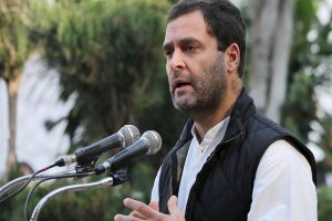 Rahul Gandhi calls meeting of Cong leaders in Delhi, to discuss on tie-up with AAP