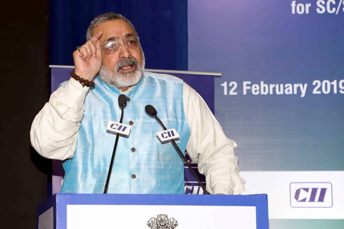 Bihar seat-sharing, Union ministers, BJP ministers, Giriraj Singh, Nitish Kumar, BJP-JDU alliance