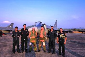 LIMA 2019: IAF flies into Malaysia on LCA Tejas