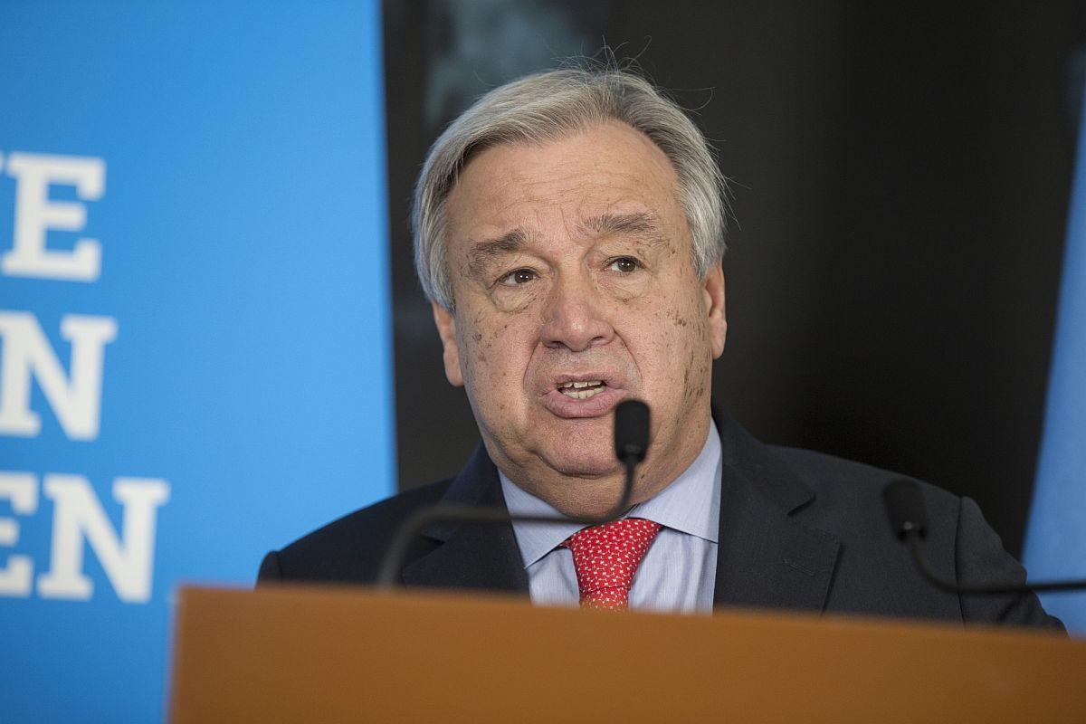 Antonio Guterres welcomes release of IAF pilot, calls for keeping up 'positive momentum'