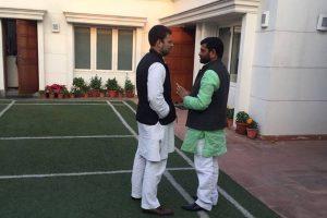 Haji Haroon Rasheed, son of Congress leader in Amethi, to contest against Rahul Gandhi