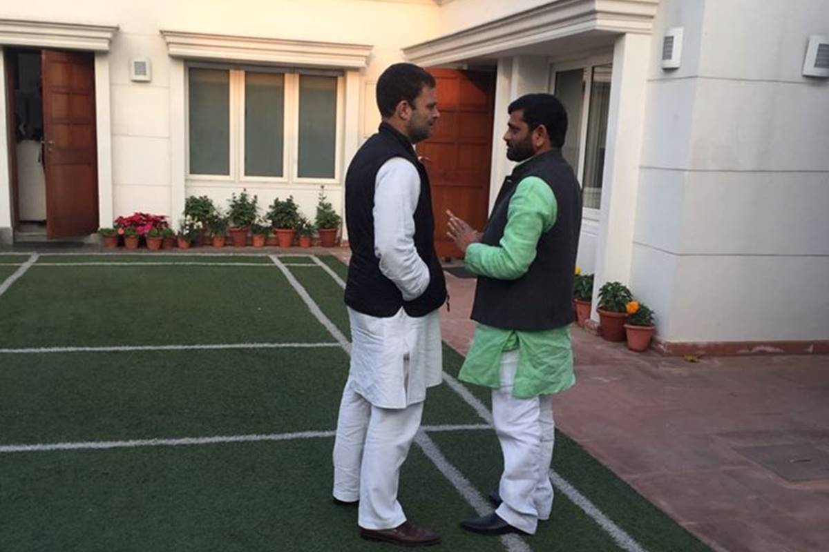Haji Haroon Rasheed, Rahul Gandhi, Amethi, Lok Sabha polls, LS polls, 2019 Lok Sabha Elections, Smriti Irani