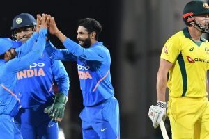 India edge past Australia in 2nd ODI
